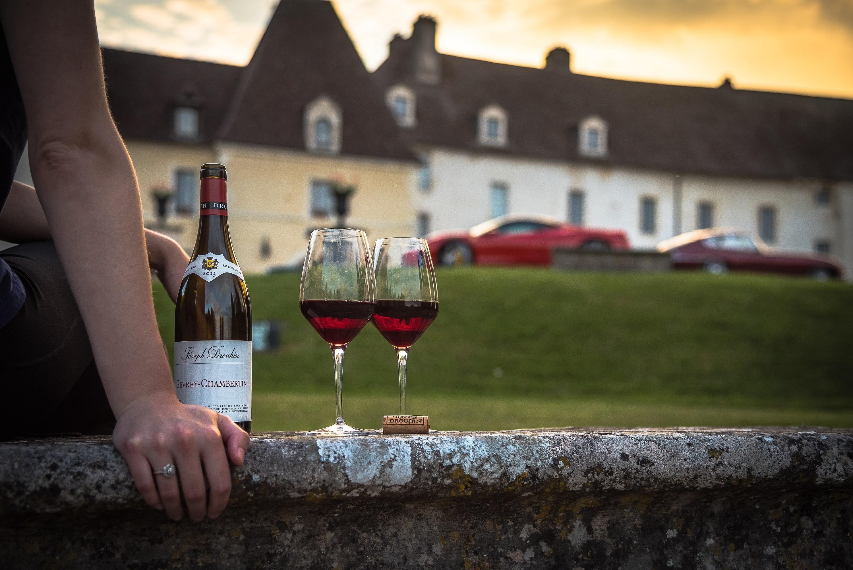 Spa med vinbehandling