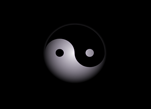 Modern feng shui inredning